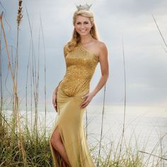 Former Seaside Resident Laura McKeeman is Miss Florida Famous Blondes, Miss Florida, Miss America, Prom Dresses, Formal Dresses, Beauty Queens, Pin Up, Fashion Dresses, Celebrities