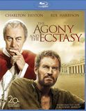 The Agony and the Ecstasy [Blu-ray] [Eng/Fre/Spa] [1965]
