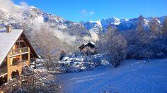 Puy-Saint-Vincent, Hautes Alpes