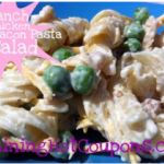 Ranch Chicken and Bacon Pasta Salad