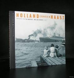 Carel Blazer # HOLLAND ZONDER HAAST # Voetnoot, 2002, mint