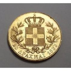Gold And Silver Coins, Antique Coins, World Coins, Athens Greece, Rare Coins, Coin Collecting, Bronze, Stamp, History