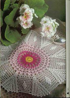 Kira scheme crochet: Scheme crochet no. 1504