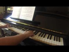 Rage over a Lost Penny by Beethoven Piano Adventures lesson book 3B - YouTube