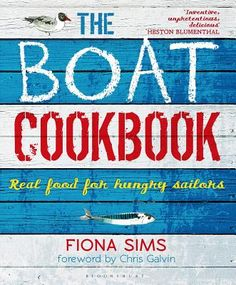 There's nothing quite like enjoying a meal at sea, but it can be tricky to cook in a small galley and ingredients may not always be available. YBW speaks to Fiona Sims, the author of 'The Boat Cookbook: Real Food for Hungry Sailors'. Sailboat Living, Living On A Boat, Boat Food, Boat Battery, Boating Tips, Sailing Adventures, Boat Accessories, Marine Boat, Boat Stuff