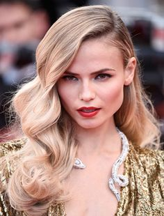 """How to make a hair """"Hollywood Wave"""" at home #hollywood"""