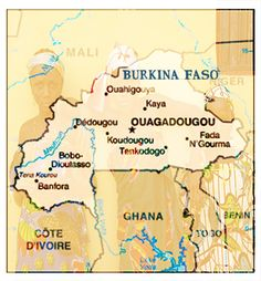 Learn 31 random interesting facts about Africa's 29th largest country, Burkina Faso