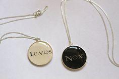 Lumos & Nox Friendship Necklaces - CharmingClayCreation