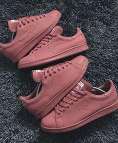 "separation shoes ade6f 1900e unstablefragments2  ""Raf Simons Stan Smith (via nclgallery) "" Raf Simons  Shoes,"