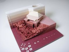 Omoshiro Block Memo Pad