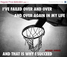 FLASH SALE til MIDNIGHT Vintage Basketball Hoop  With Michael Jordan Quote one Photo Print ,boys room, Wall Decor, Wall Art,  Nursery Ideas,