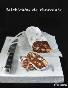 Salchichón de chocolate - L´Exquisit