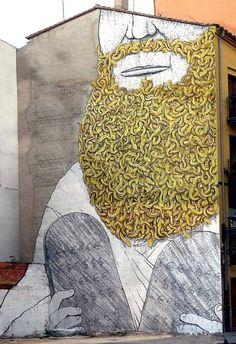 30 Amazing Large Scale Street Art Murals From Around The World   Bored Panda