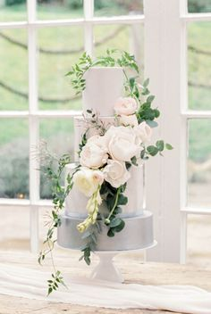Fine Art Wedding Inspiration by Liz Baker Photography
