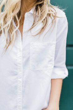 c792a42944 Chasing Pavement Button Up Top
