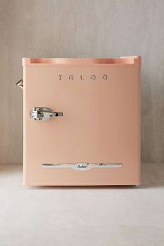 Mini Réfrigérateur via Goodmoods