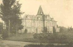 villa wyeckerveld 1912 daar ging ik naar de Huishoudschool
