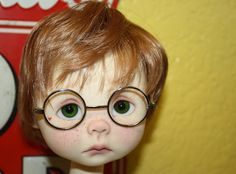 OOAK Wendy Weird Boy... NikkiBrittStudios Display...BJDC 2014