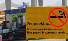 Remember Not To Smoke