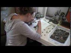 Sharon Nowlan's Pebble Art (2) - YouTube