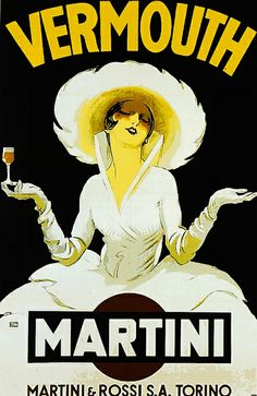 Poster ~ Vermouth   Flickr - Photo Sharing!