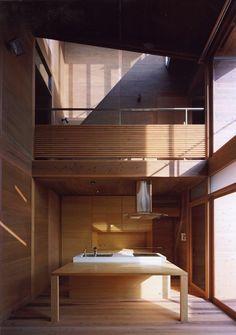 Tadao Ando - Koshino House