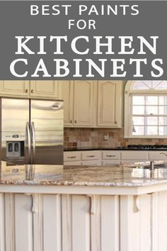 The 5 Best Types Of Paint For Kitchen Cabinets Painted Furniture Ideas Kitchen Cabinets Kitchen Cabinet Trends Painting Kitchen Cabinets