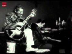 Elvis in Las Vegas with Liberace - YouTube