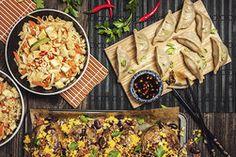 Ilustrační foto ke článku Tři večeře do stovky pro celou rodinu. Zbude na maso i zeleninu!