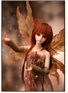 Faerie doll