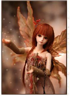 Faerie doll
