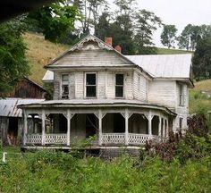 Still beautiful Porch Sitting Union of America