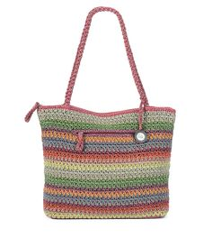 Casual Classics Crochet Tote   The Sak Official Store