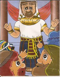 Ministério Infantil: José o Governador do Egito