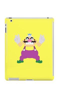 Super Mario Bros. Wario iPad Case