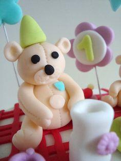 Teddy Bear Picnic, Baked Keepsakes