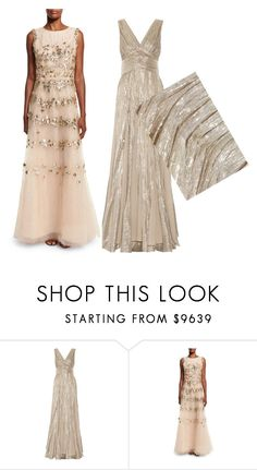 """""""Untitled #2026"""" by fashionistaannie ❤ liked on Polyvore featuring Oscar de la Renta"""