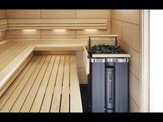Delightfull Nordic Sauna Design From Klafs – Charisma Sauna For Wellness At Home Photo Sauna Steam Room, Steam Bath, Sauna Design, Bath Design, Saunas, Bane, Mobile Sauna, Home Spa, Home Photo
