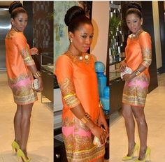 African fashion wear Check out Latest Ankara Styles and  dresses >> http://www.dezangozone.com/