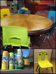 Painting Plastic Chairs how to spray paint plastic {plastic crate revamp} | spray painting