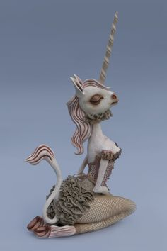 Unicorn Doll by Tanya Marriot