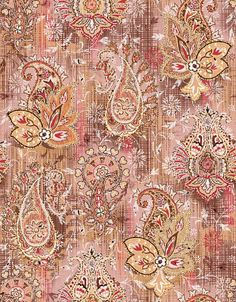 Textile Patterns, Textile Design, Print Patterns, Border Design, Pattern Design, Print Design, Tribal Pattern Art, Pretty Backrounds, Paisley Background
