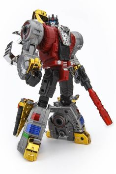 1 of 5 figures that will combine together to form the mightiest prehistoric dino combiner to date! Transformers Collection, Transformers Toys, Transformers Masterpiece, Lego Bionicle, Miniature Crafts, Lightning Strikes, Retro Toys, Cartoon Pics, Drawing Poses