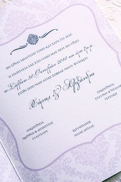 Wonderful suggestion for a spring or summer wedding! l#floral_wedding_invitations. See more here http://www.love4wed.com/floral-invites-atelier-invitations/