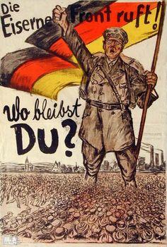 1932 Die Eiserne Front ruft!, Wo bleibst Du