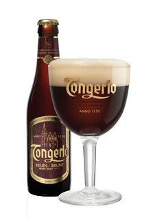 Una cerveza tostada belga de estilo Dubbel de abadía, hecha por la cervecera Haacht , en Boortmeerbeek, bajo acuerdo con la Abadía de Tongerlo.