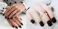 Bts Wallpaper, Nail Colors, Gold Rings, Make Up, Nails, Jewelry, Mango, Fashion, Girly Girl
