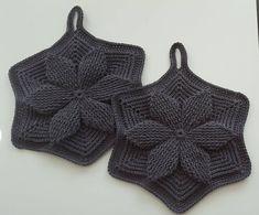Crochet Bikini, Knit Crochet, Crochet Beaded Bracelets, Crochet Home Decor, Crochet Kitchen, Slip Stitch, Make Your Own, Pot Holders, Knitting Patterns