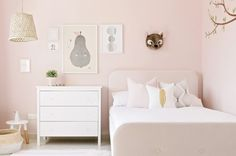 House of Hawkes - Girls room makeover