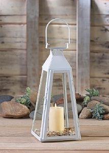 Pyramid Flare Candle Holder Lantern White Iron and Glass Panels Lantern Lamp, Candle Chandelier, Candle Lanterns, Glass Candle, Candle Sconces, Clear Glass, Candles, Candle Art, Cheap Lanterns